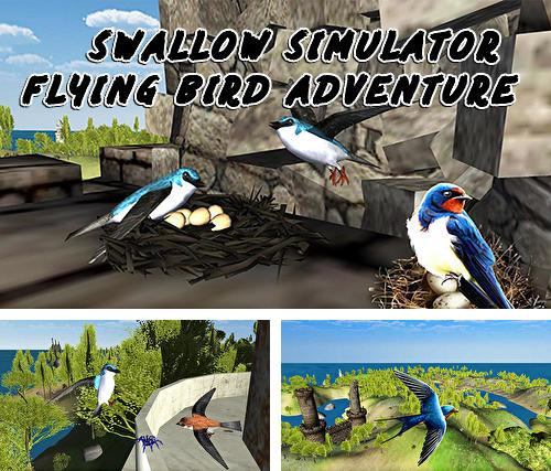 In addition to the game Swallow simulator: Flying bird adventure for Android, you can download other free Android games for ZTE Nubia Z9 Max.