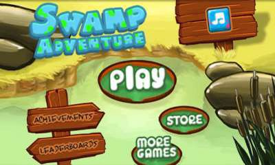 Swamp Adventure Deluxe screenshot 1