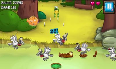 Swamp Adventure Deluxe screenshot 2