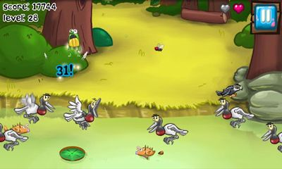 Swamp Adventure Deluxe screenshot 3