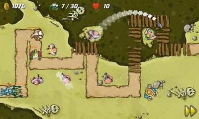 Swamp Defense screenshot 5