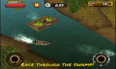 Screenshots von Swamp People für Android-Tablet, Smartphone.