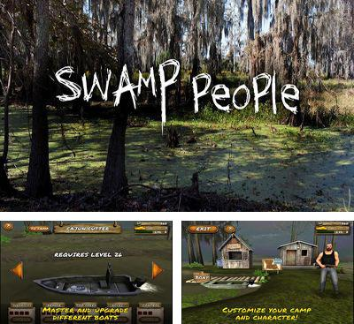 In addition to the game My Brute for Android phones and tablets, you can also download Swamp People for free.