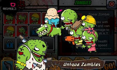 SWAT and Zombies screenshot 1