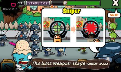 SWAT and Zombies screenshot 2