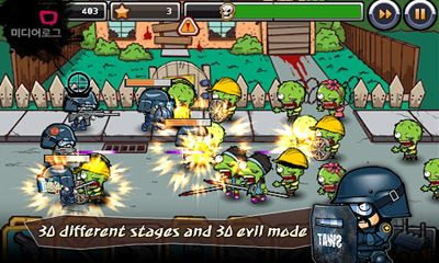 SWAT and Zombies screenshot 3