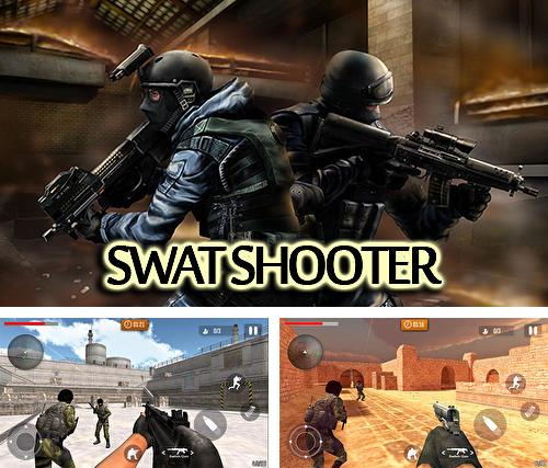 In addition to the game Gun & Blood for Android phones and tablets, you can also download SWAT shooter for free.