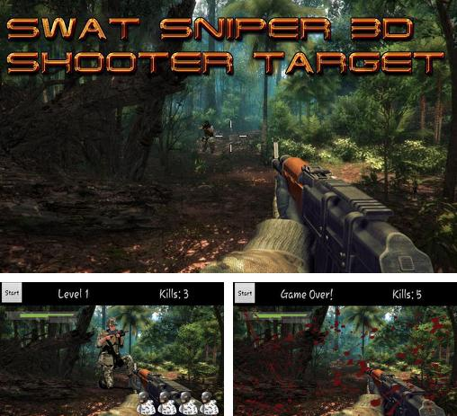In addition to the game Zombie Field HD for Android phones and tablets, you can also download SWAT sniper 3d: Shooter target for free.