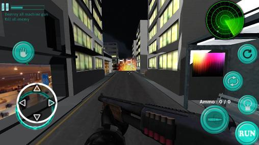 SWAT sniper shooting screenshot 3