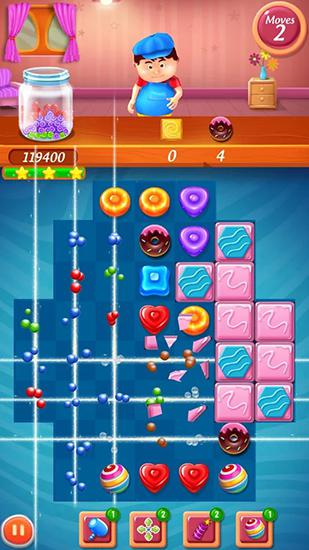 Download Sweet blast Android free game.