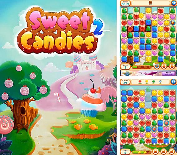 Sweet candies 2: Cookie crush candy match 3