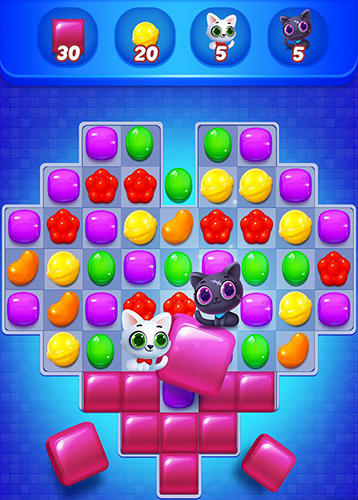 Sweet candy witch: Match 3 puzzle screenshot 3