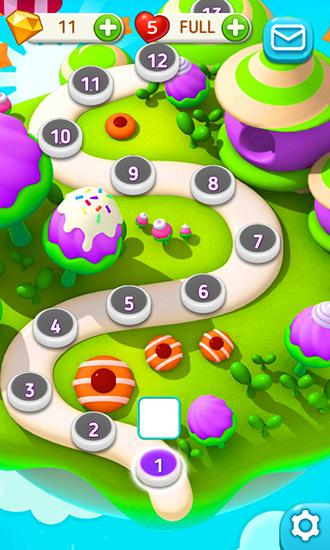 Sweet cookie blast screenshot 3