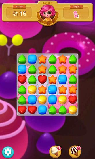 Sweet cookie blast screenshot 4