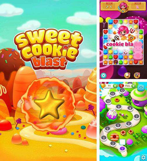 In addition to the game Balloony land for Android phones and tablets, you can also download Sweet cookie blast for free.