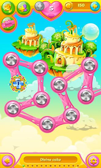 Download Sweet kingdom 2 Android free game.
