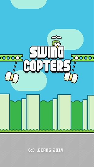 Swing copters poster