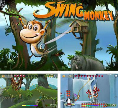 In addition to the game Mayan Prophecy Pro for Android phones and tablets, you can also download Swing Monkey for free.