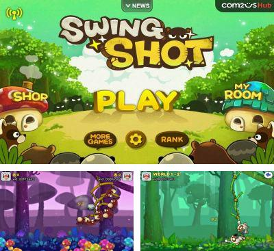In addition to the game Epic Battle Dude for Android phones and tablets, you can also download Swing Shot for free.