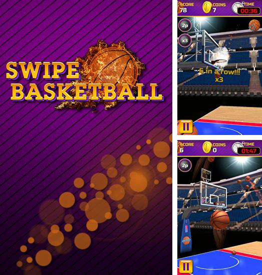 In addition to the game BasketDudes Liga Endesa for Android phones and tablets, you can also download Swipe basketball for free.
