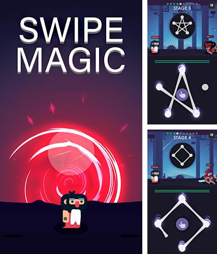 Swipe magic