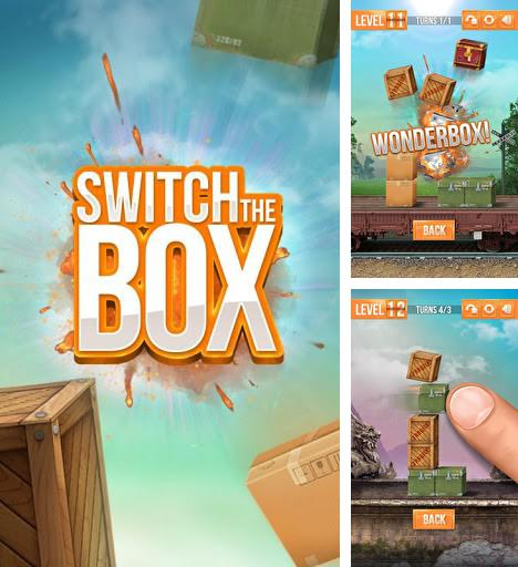 In addition to the game Pick a Piggy for Android phones and tablets, you can also download Switch the box for free.