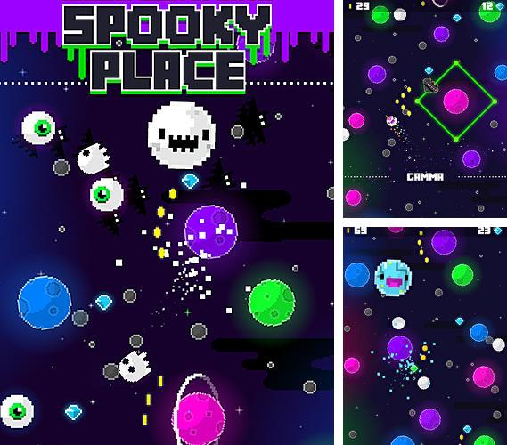 In addition to the game Tap 'n' slash for Android phones and tablets, you can also download Swoopy space: Spooky place this Halloween for free.