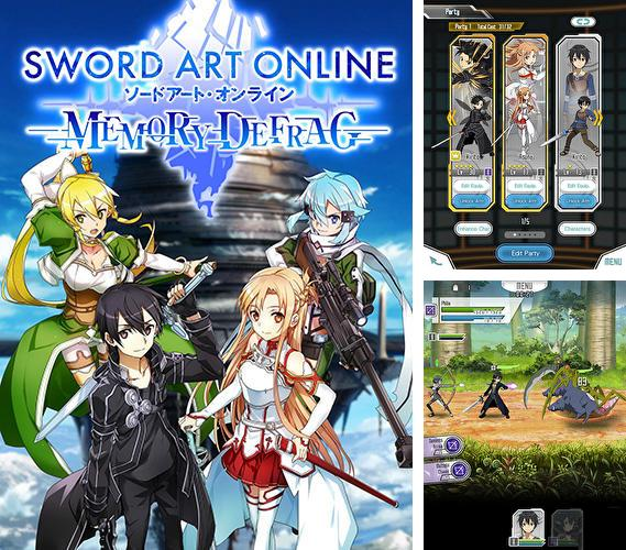 In addition to the game Honkai impact 3 for Android phones and tablets, you can also download Sword art online: Memory defrag for free.