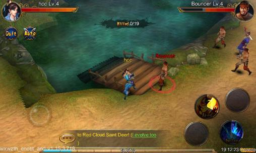 Screenshots von Arcane Legends für Android-Tablet, Smartphone.