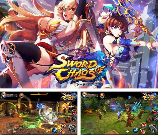 In addition to the game Sword of chaos for Android, you can download other free Android games for Explay Planet.