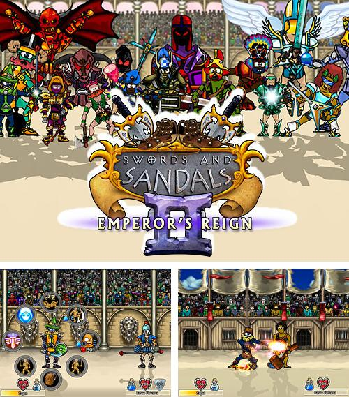 Swords and sandals 2: Emperor's reign