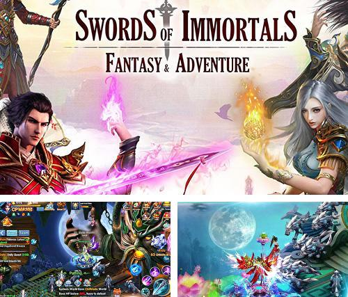 Swords of immortals: Fantasy and adventure