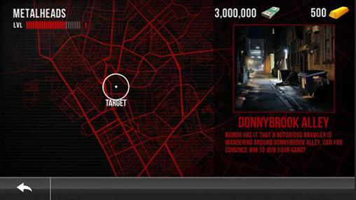 Screenshots von Syndicate wars: Anarchy für Android-Tablet, Smartphone.