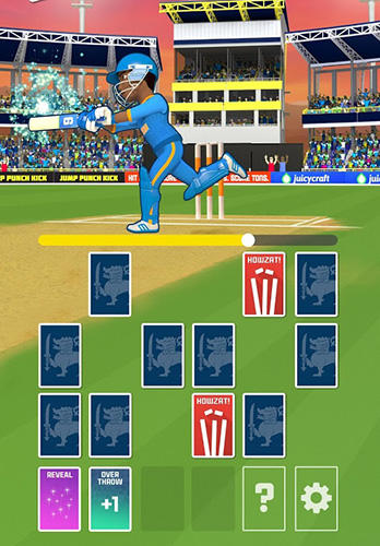 Jogue T20 card cricket para Android. Jogo T20 card cricket para download gratuito.