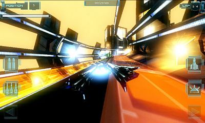 Download T-Racer HD Android free game.