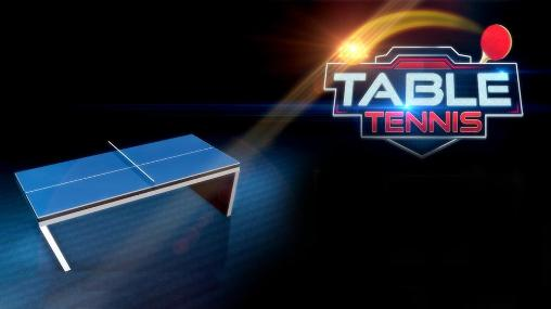 Table tennis 3D: Live ping pong poster