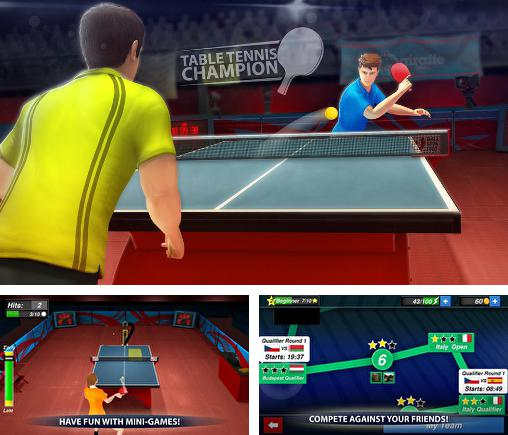 Ping pong games for Android 2 3 5 - free download | MOB org