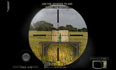 Screenshots of the Tactical Assassin for Android tablet, phone.