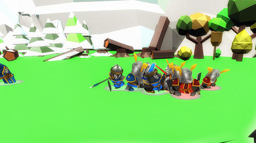 Tactical epic battle simulator screenshot 2