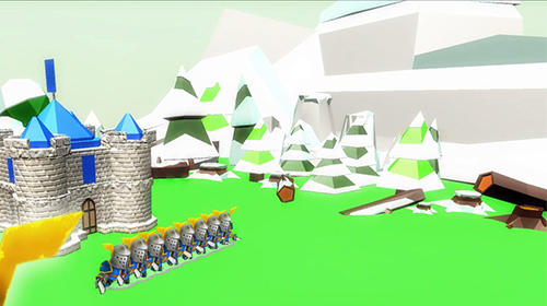 Tactical epic battle simulator screenshot 4