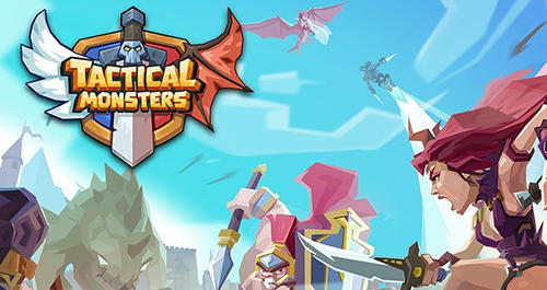 Tactical monsters poster
