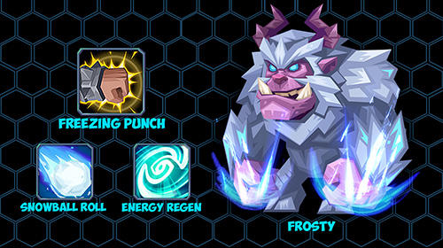 Tactical monsters: Rumble arena screenshot 1