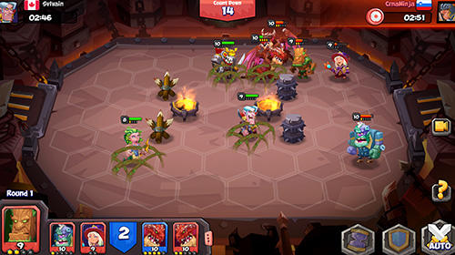 Tactical monsters: Rumble arena screenshot 4