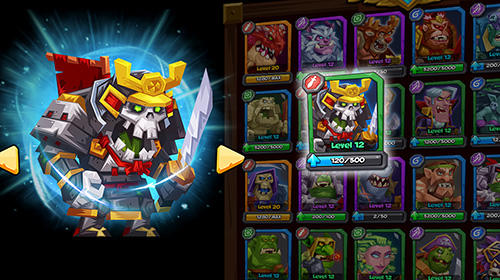 Tactical monsters: Rumble arena screenshot 5