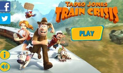 Tadeo Jones Train Crisis Pro обложка