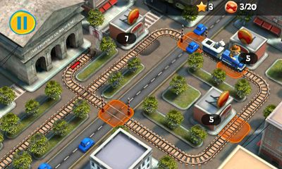 Screenshots of the Tadeo Jones Train Crisis Pro for Android tablet, phone.