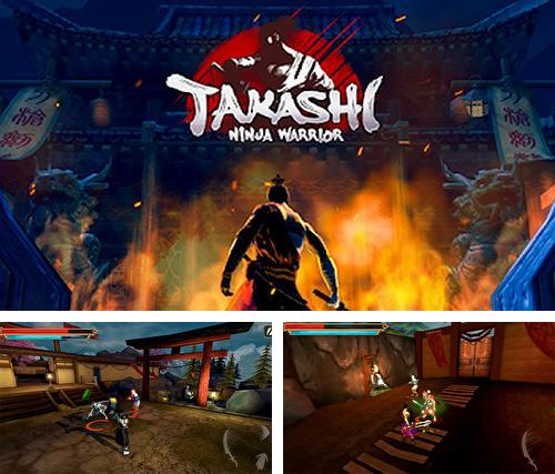 Takashi: Ninja warrior
