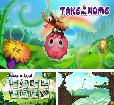 In addition to the game Siege Hero for Android phones and tablets, you can also download Take me Home for free.