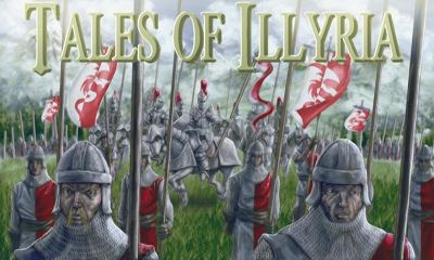 Tales of Illyria обложка