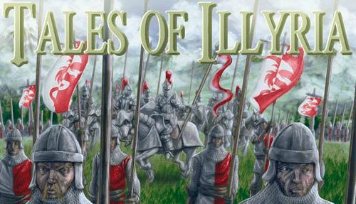 Tales of Illyria: Fallen knight poster